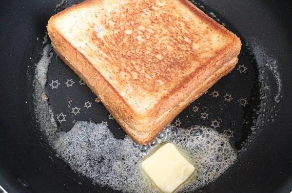 グリルチーズサンド5