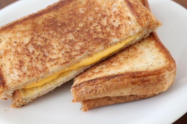 グリルチーズサンド6