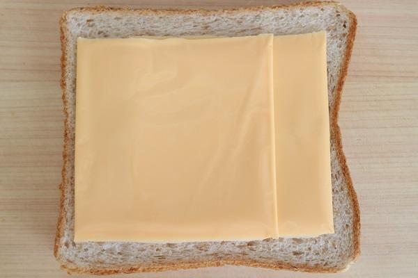 グリルチーズサンド1